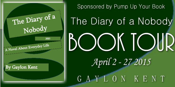 The Diary of a Nobody Book Banner